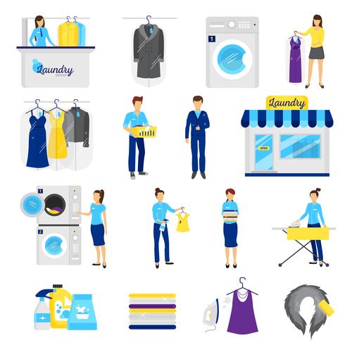 Laundry Service Set